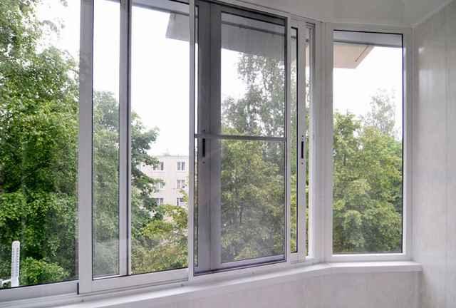 Раздвижные окна на балкон лоджию: характеристики.